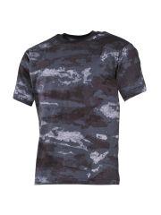 US Army T-Shirt HDT-camo LE