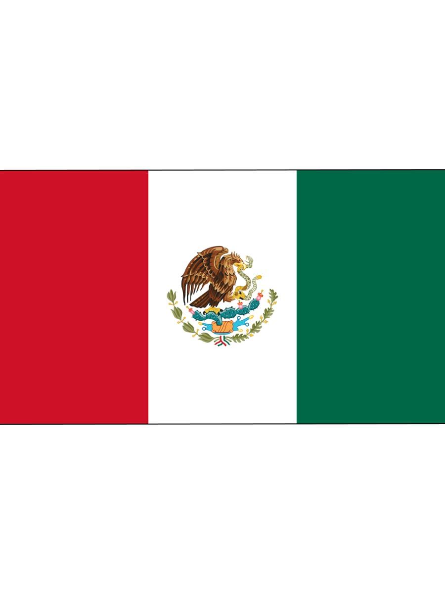 Fantastisch Mexiko Flagge Färbung Seite Galerie - Malvorlagen Von ...