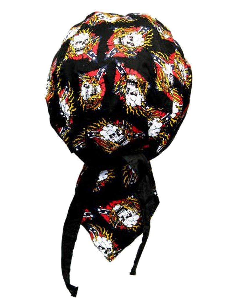 bandana cap rebel skulls auch zandana kopftuch. Black Bedroom Furniture Sets. Home Design Ideas