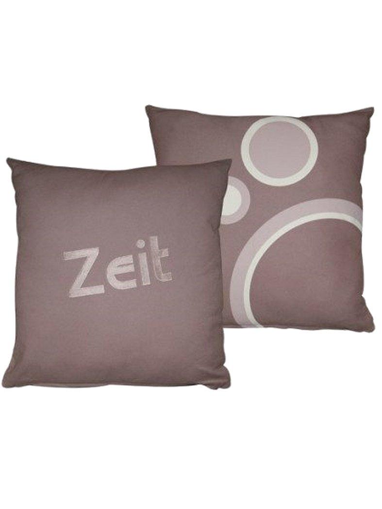 seventies kissen mit motiv zeit findet man hier. Black Bedroom Furniture Sets. Home Design Ideas