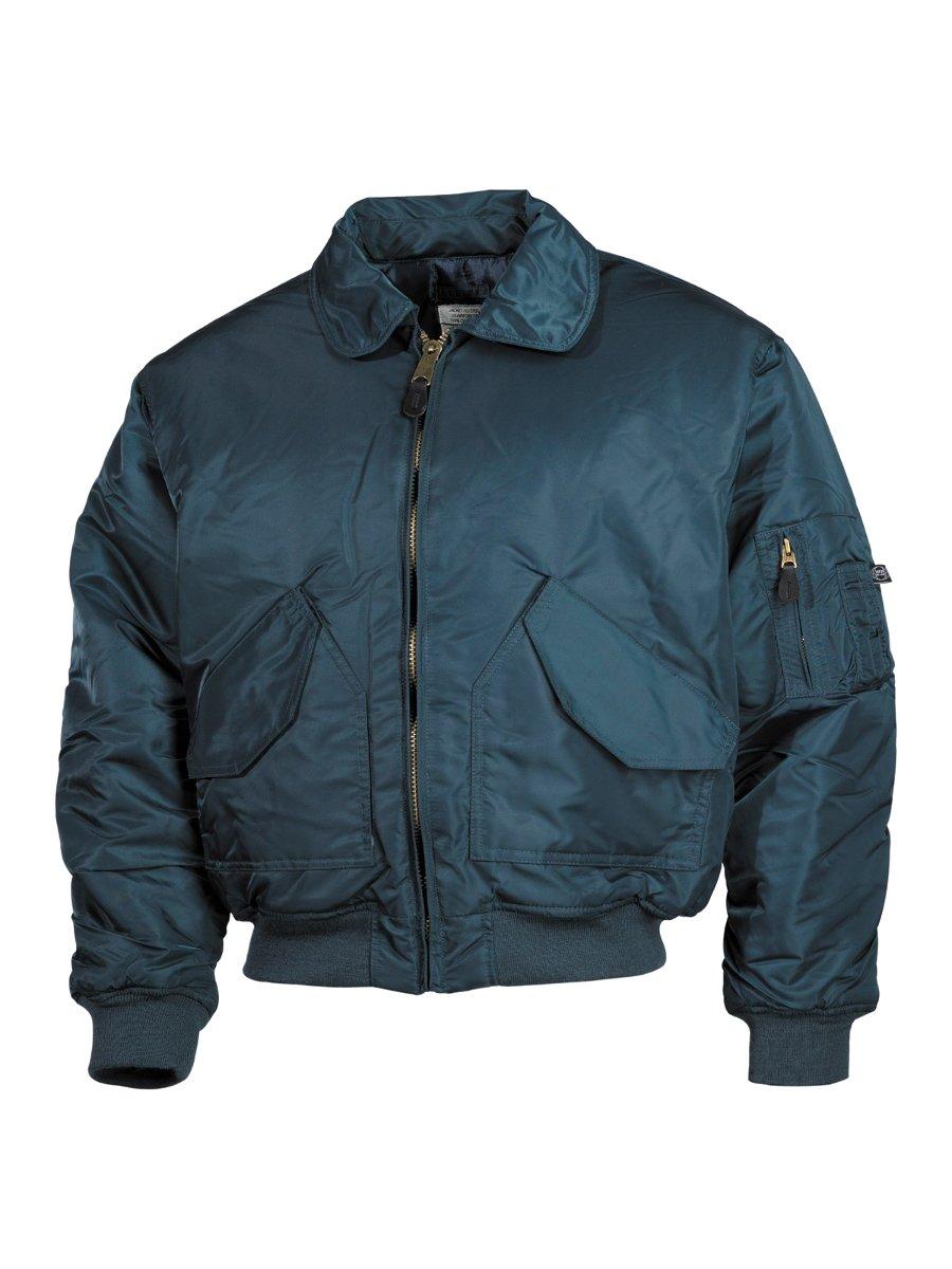 Cold Weather Uniform Jacke blau