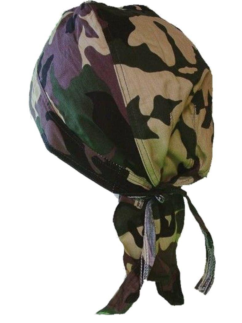 Bandana Cap Camouflage