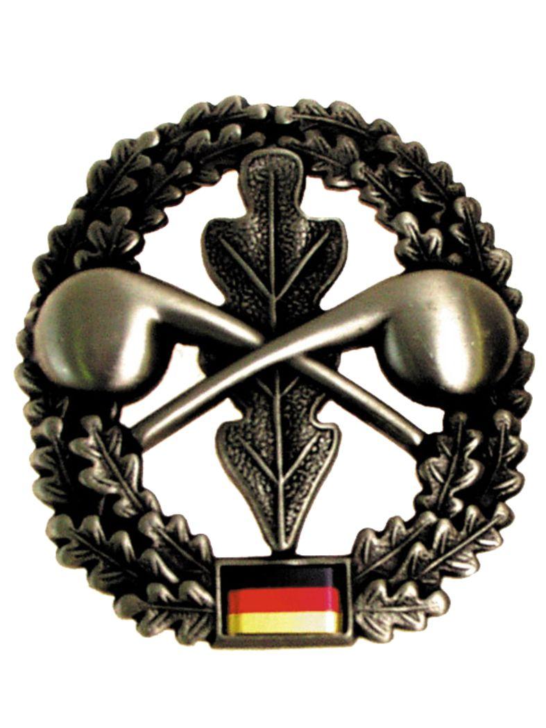 Bundeswehr Barettabzeichen ABC Abwehr