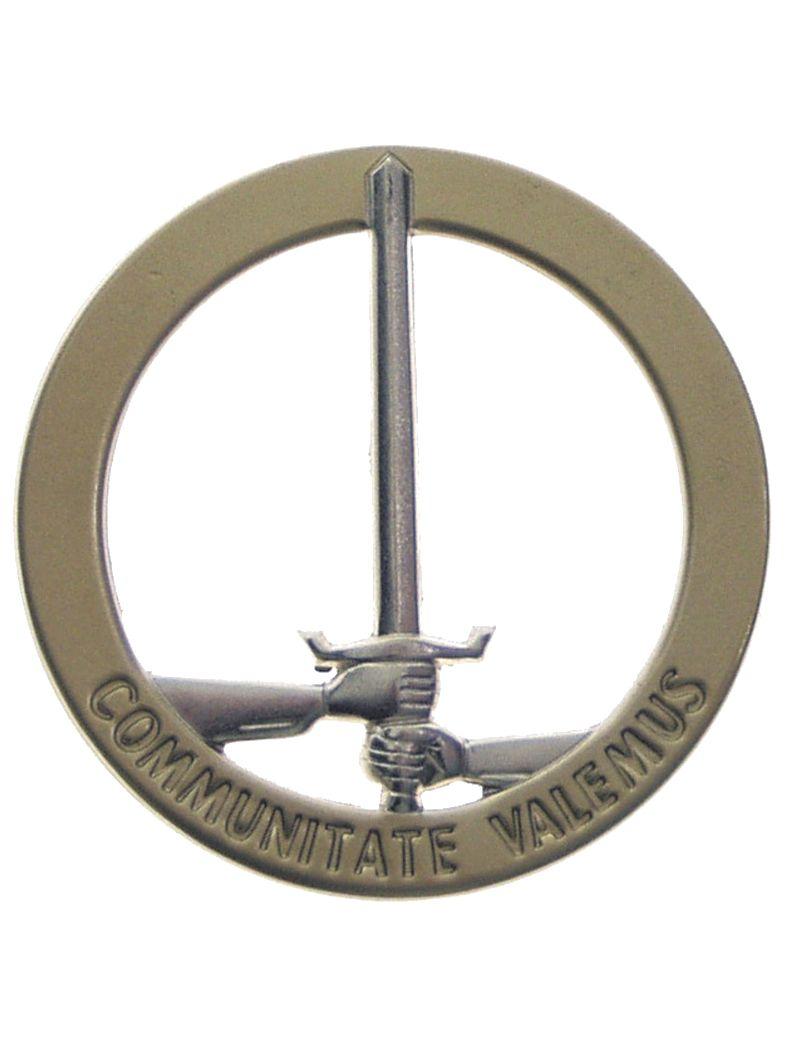Bundeswehr Barettabzeichen 1. NL/D Corps