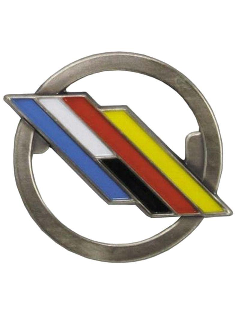 Bundeswehr Barettabzeichen D/F-Brigarde
