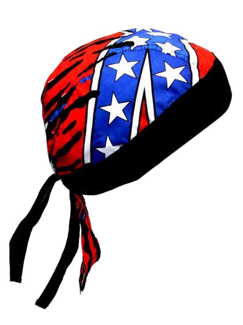 bandana cap rebellen fahne auch zandana kopftuch. Black Bedroom Furniture Sets. Home Design Ideas