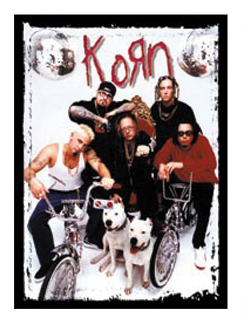 3 Korn Picture Postkarten