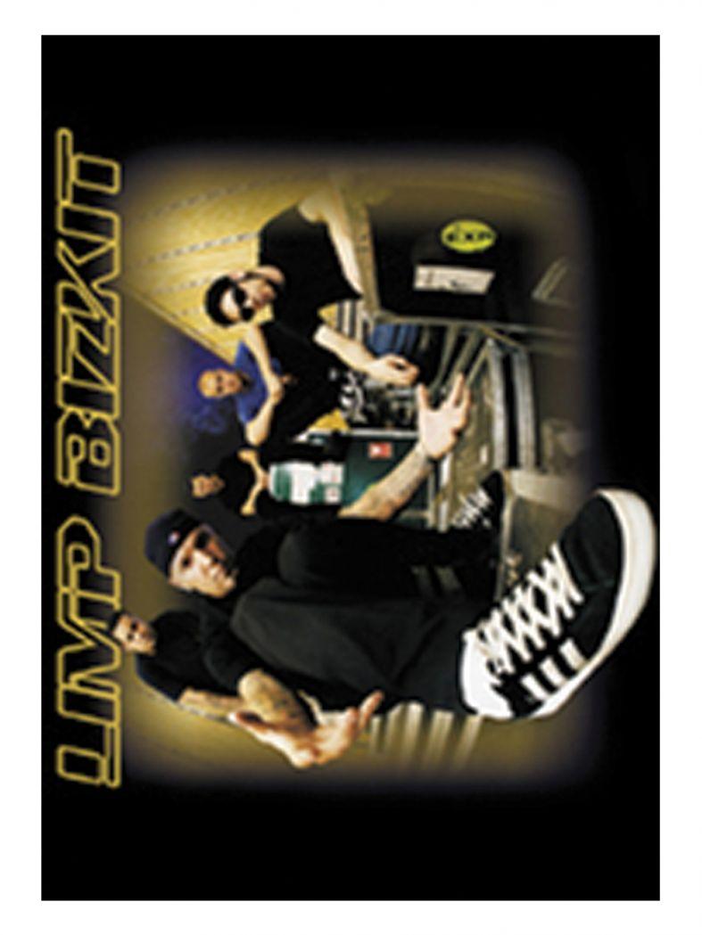 3 Limp Bizkit Band Postkarten