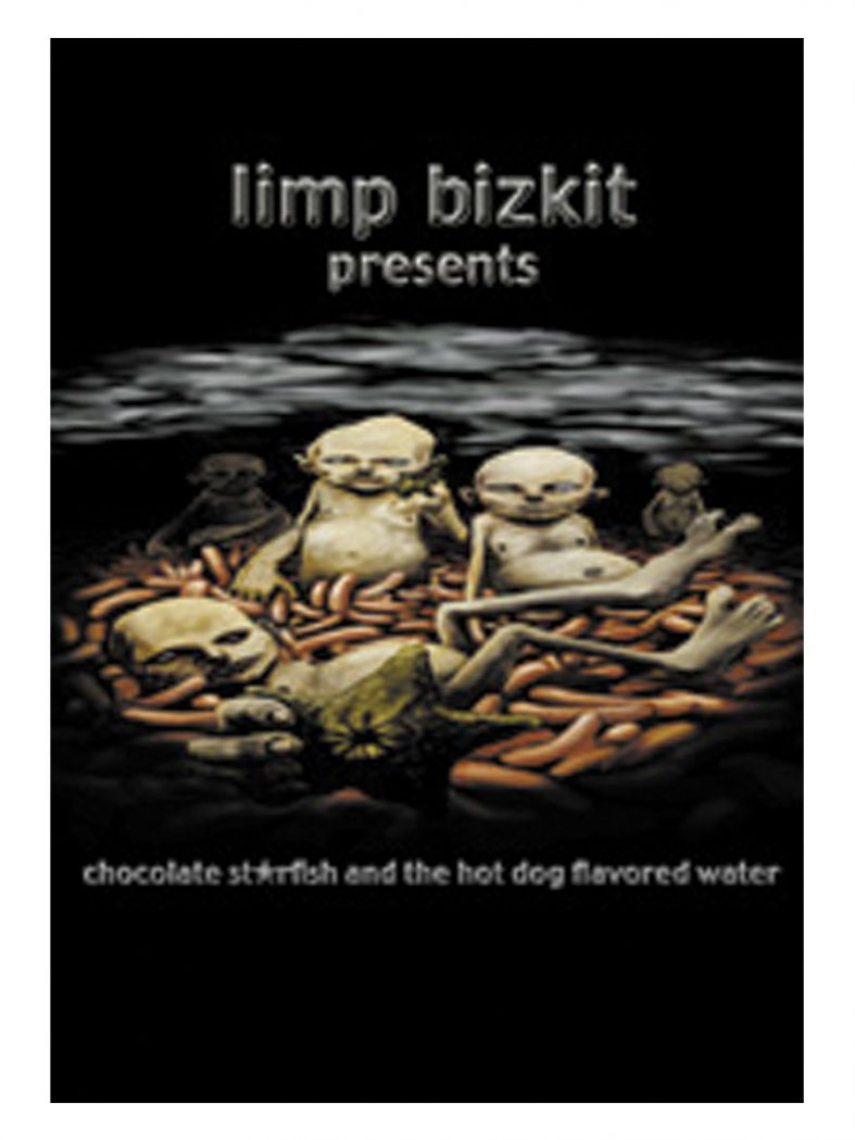 3 Limp Bizkit presents Postkarten