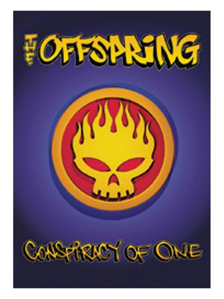 3 The Offspring Postkarten