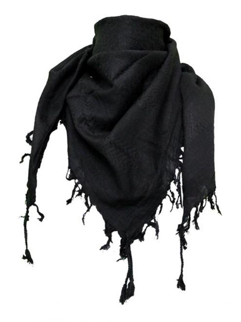 Palästinenser Tuch schwarz