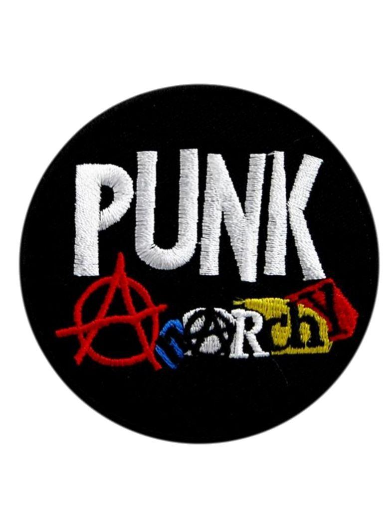 Aufnäher Punk Anarchy