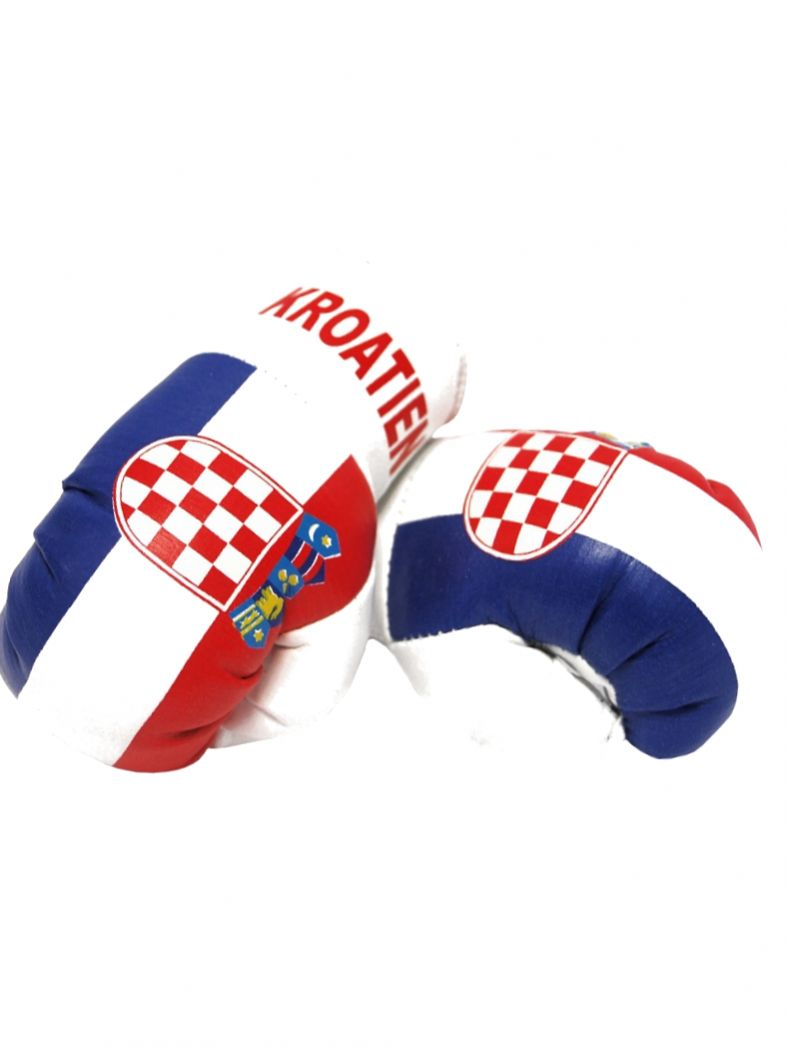 Kleine Boxhandschuhe Kroatien