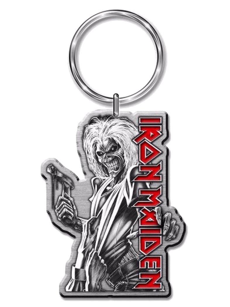 Iron Maiden Dead Merchandise Schlüsselanhänger