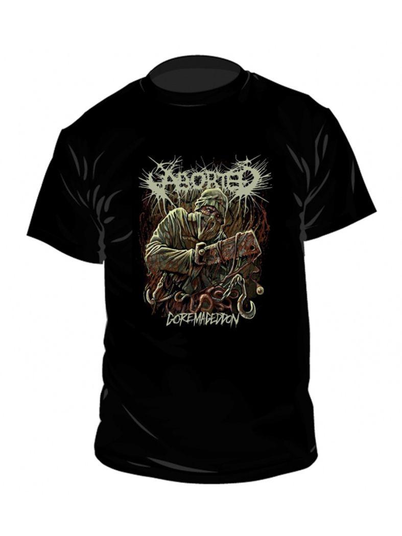 Aborted T-Shirt Goremageddon