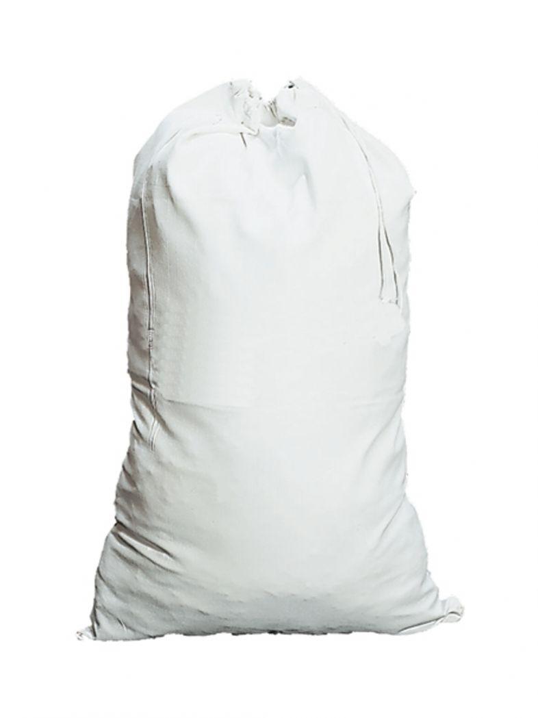 Bundeswehr Wäschesack weiß gebraucht