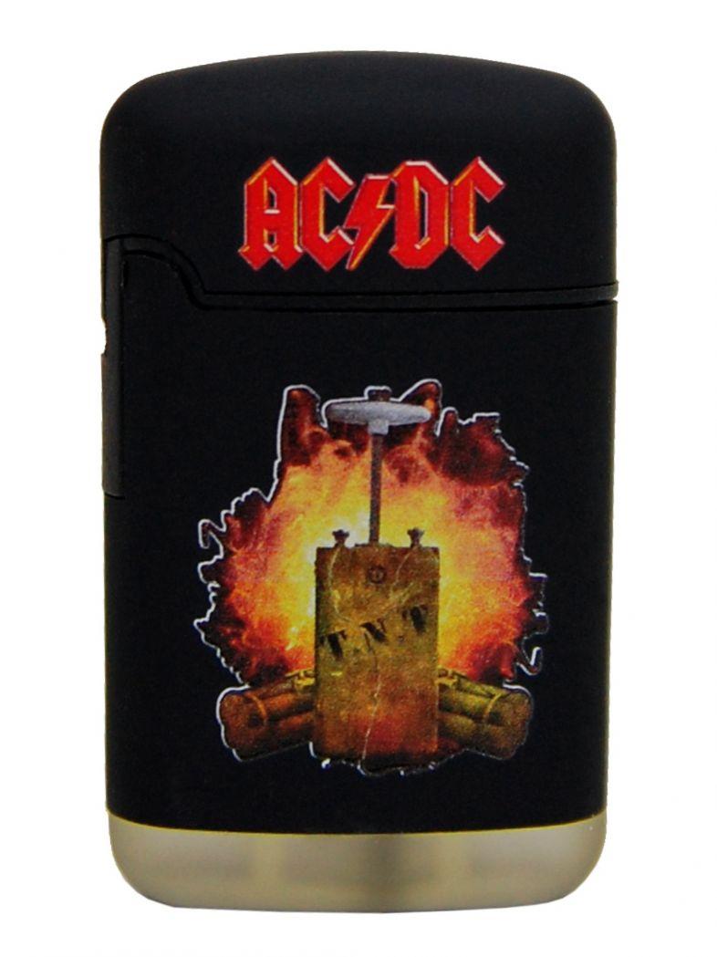 ACDC Easy Torch Merchandise Sturmfeuerzeug TNT