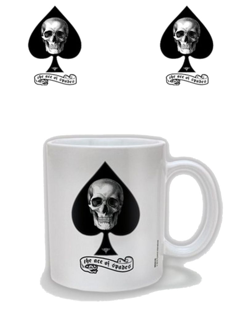 Ace of Spades Kaffeetasse