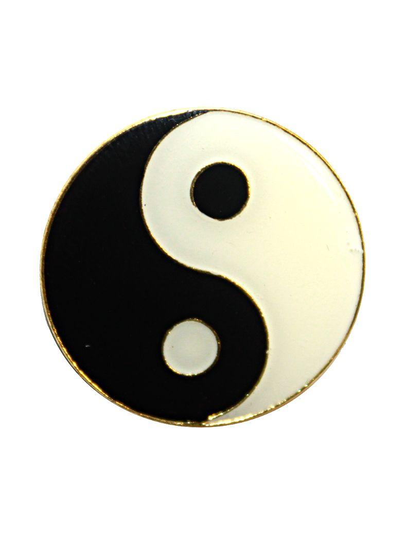 Anstecker Pin Yin Yang