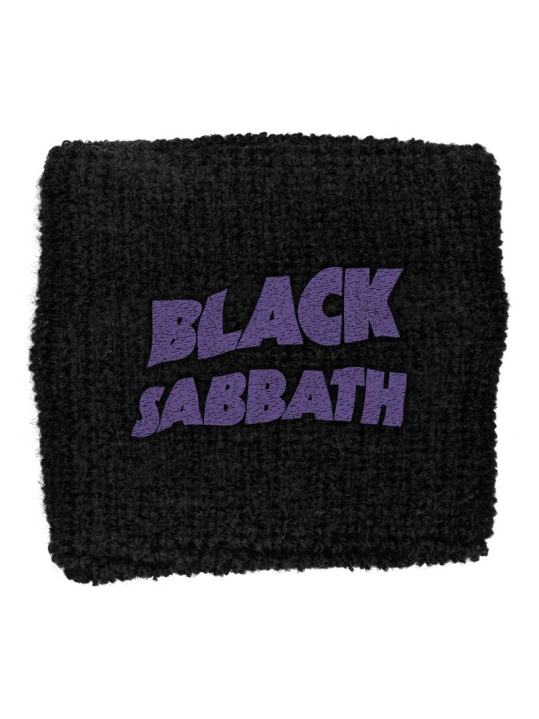 Black Sabbath Merchandise Schweißband