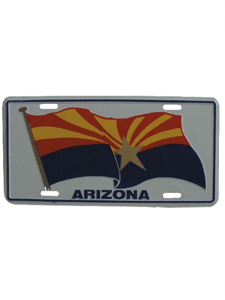 Autoschild Arizona