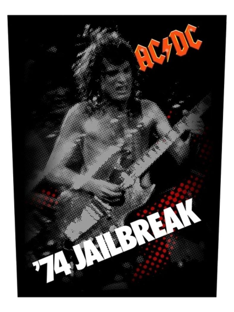 ACDC Rückenaufnäher 74 Jailbreak