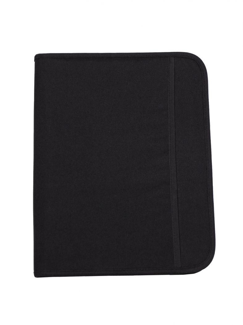 A4 Schreibmappe schwarz
