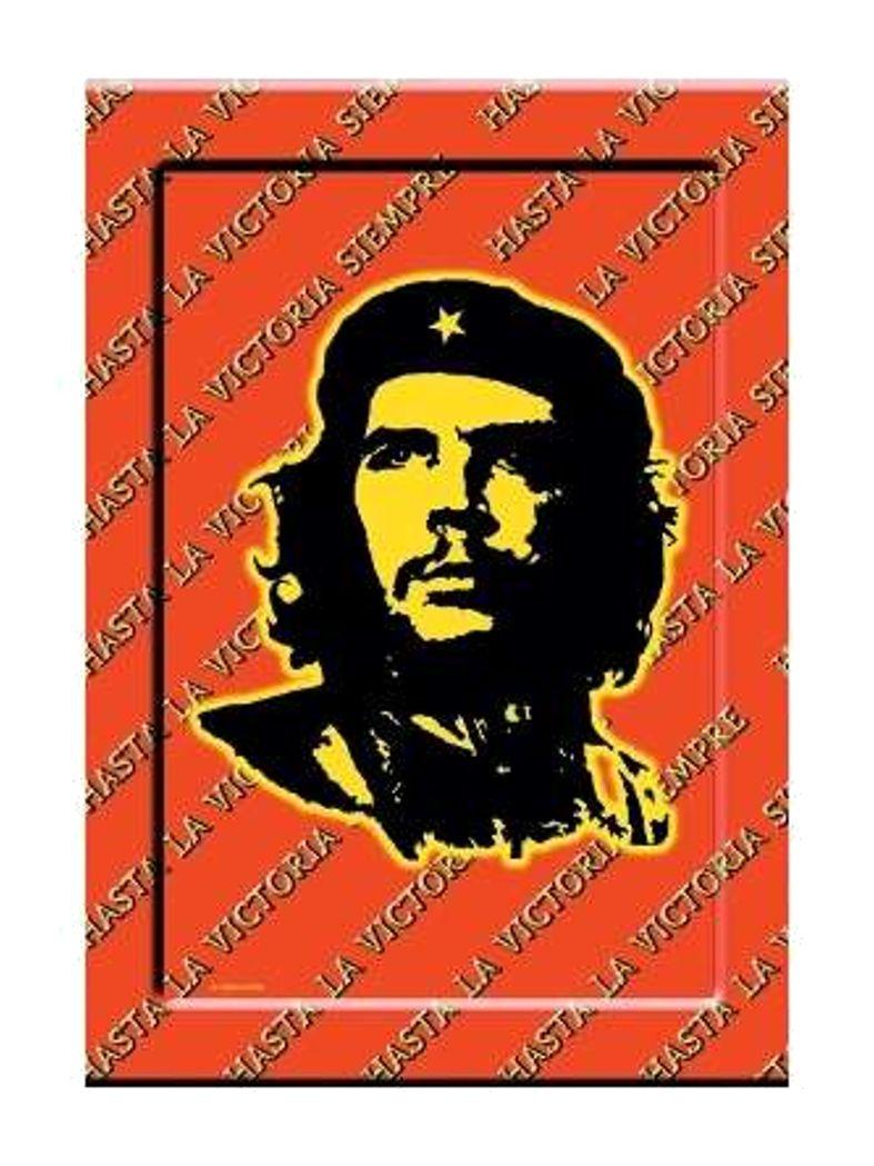 Che Guevara Posterfahne Face
