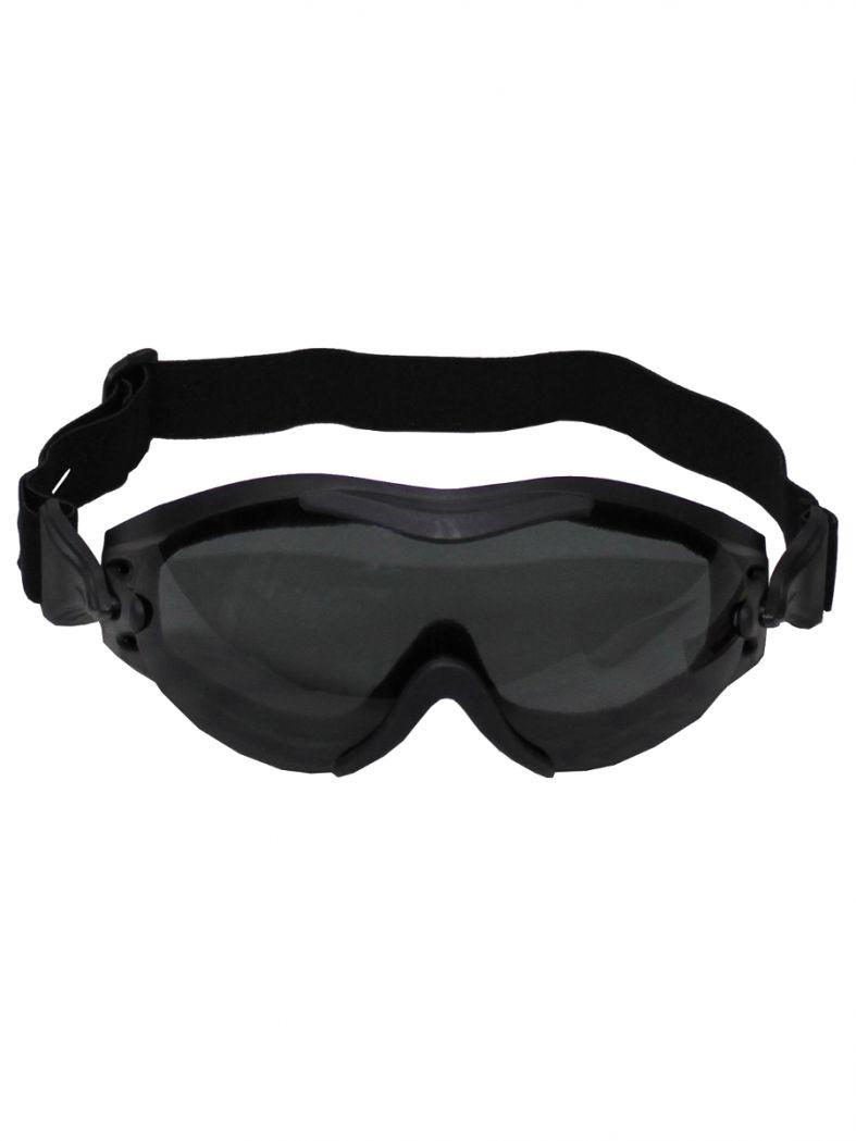 Schutzbrille schwarz getönt