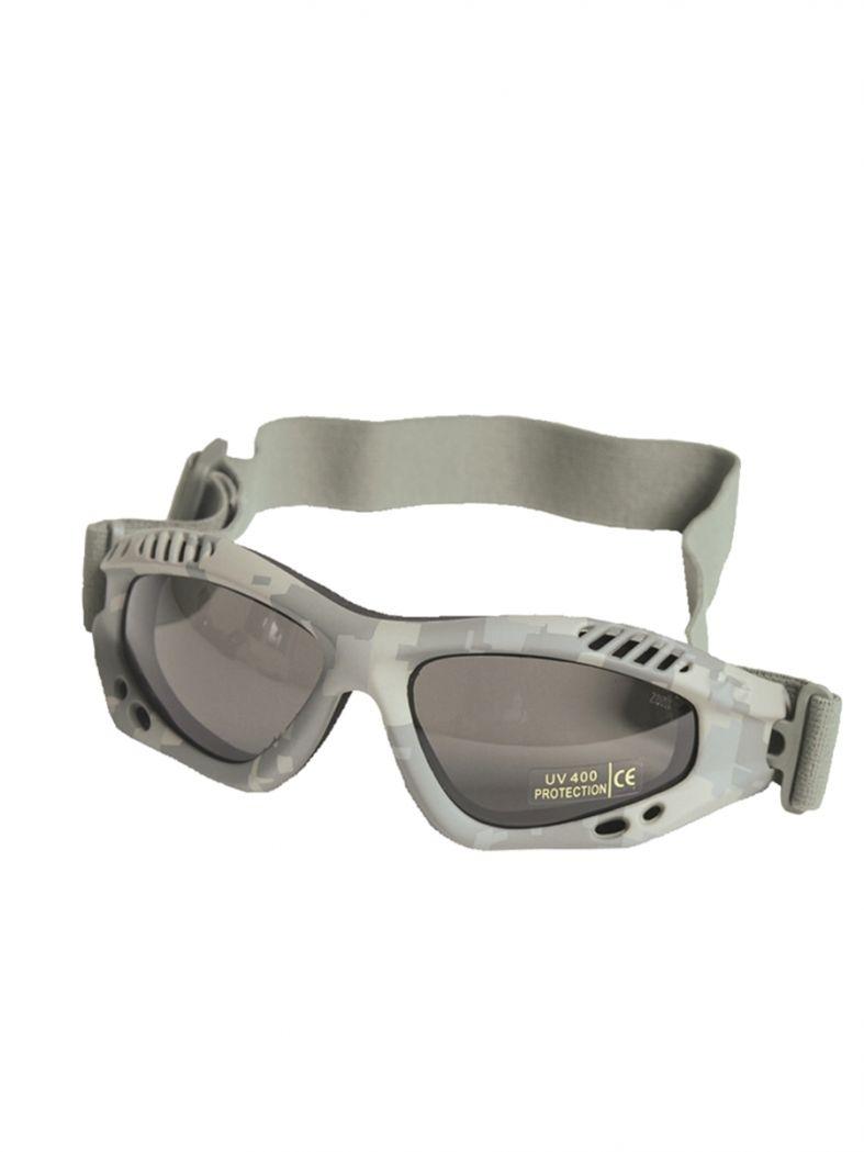 Motorrad Schutzbrille AT Digital