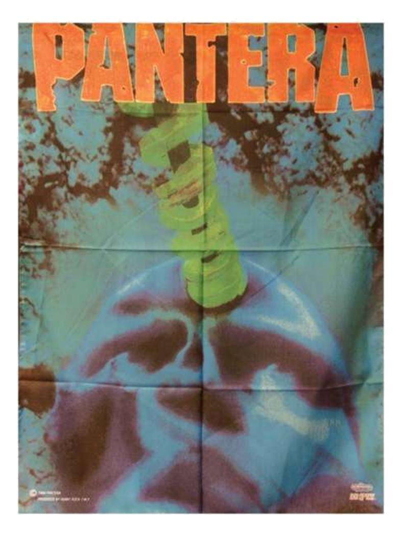 Pantera Poster Fahne Shoot