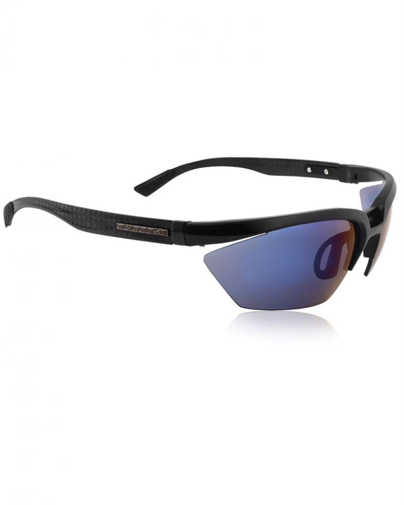 Sport Sonnenbrille SWISS EYE carbon schwarz