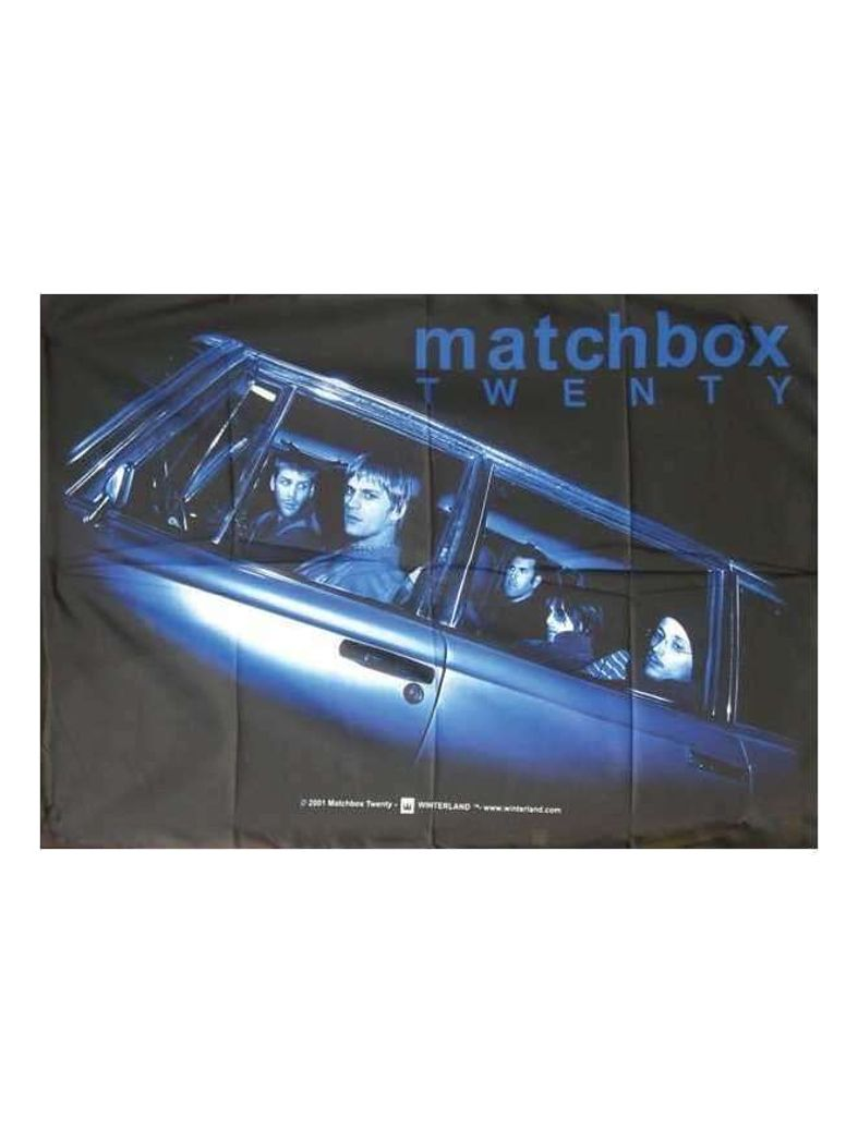 Matchbox Twenty Posterfahne