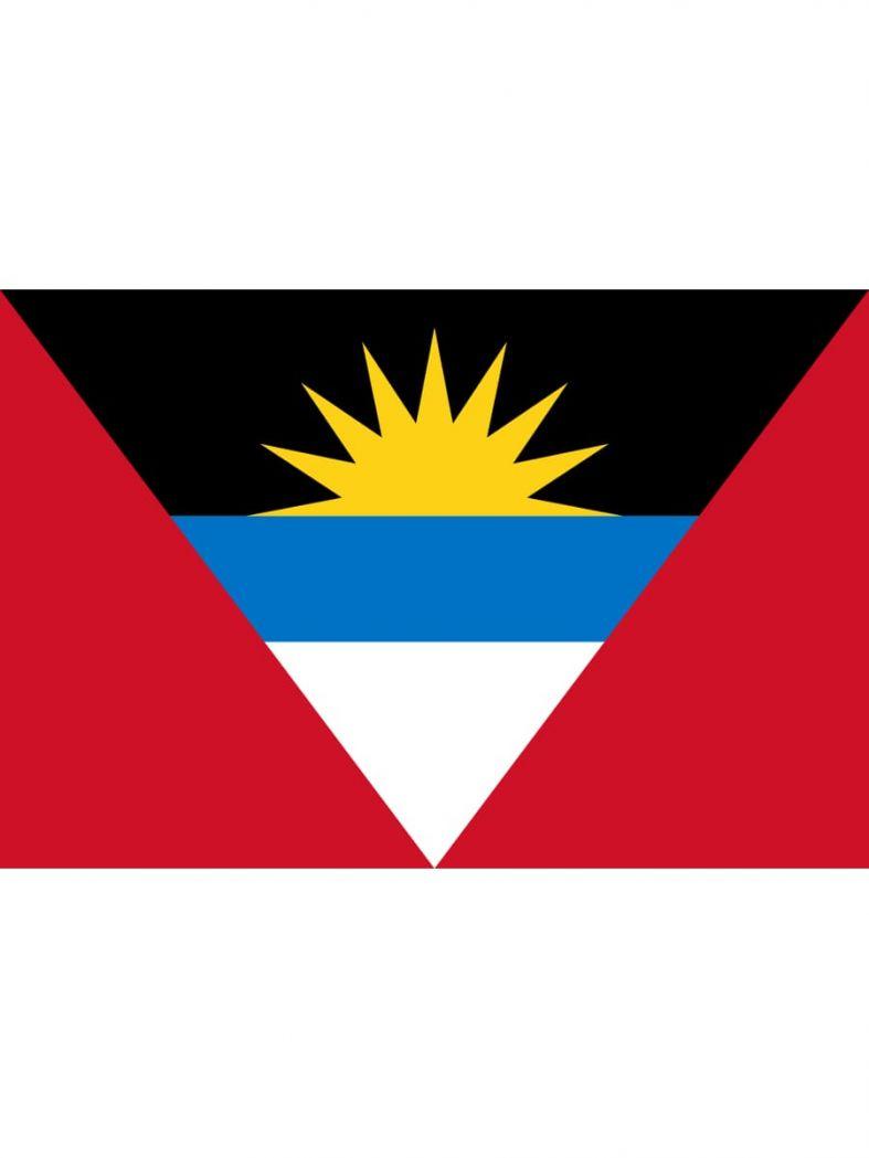 Fahne Antigua und Barbuda