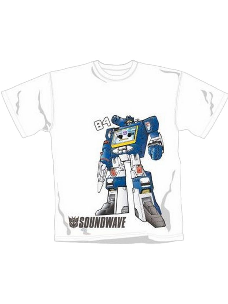 Transformers T-Shirt Soundwave