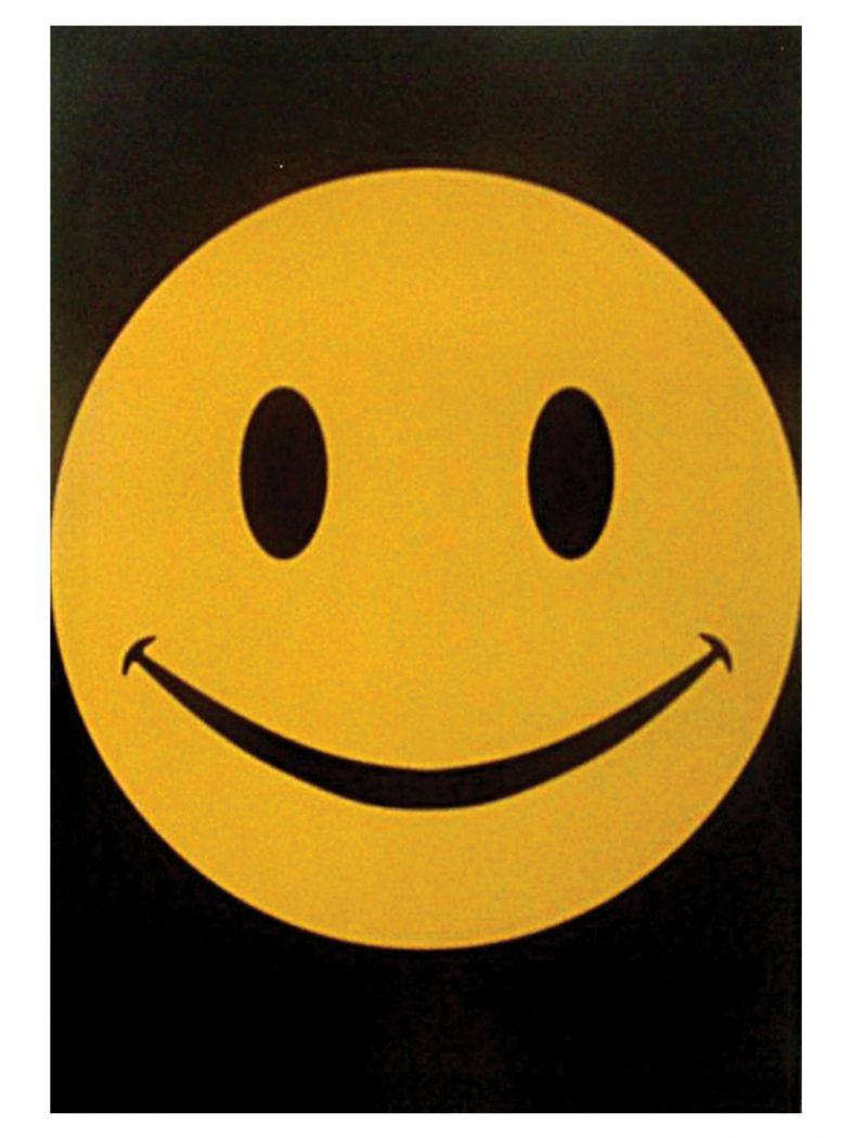 3 Smile Postkarten