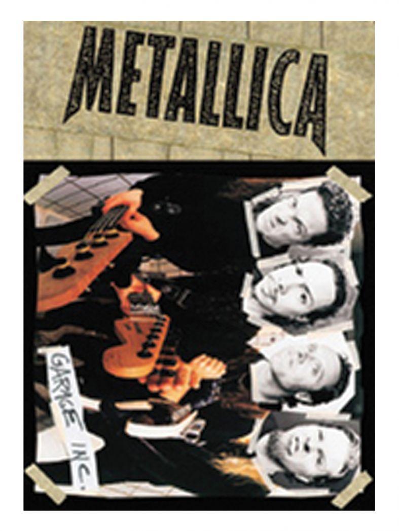 3 Metallica Postkarten