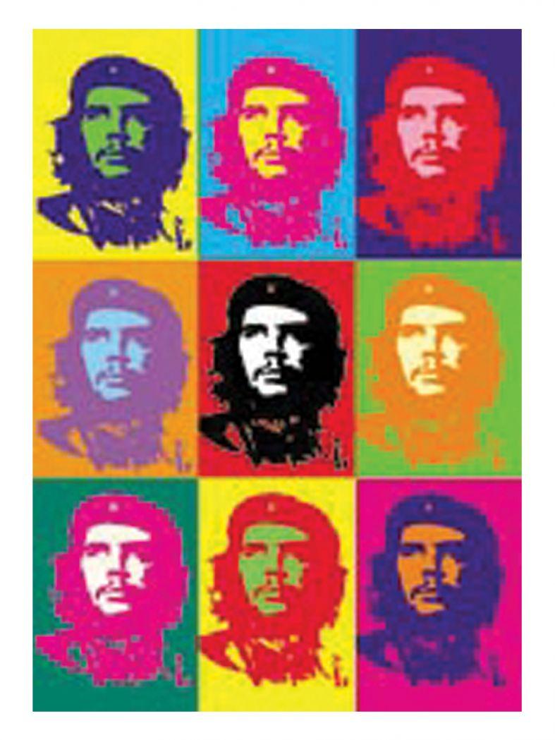 3 Che Guevara Postkarten