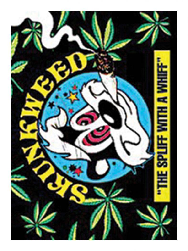 3 Skunkweed Postkarten