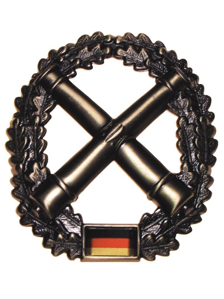 Bundeswehr Barettabzeichen Artillerie