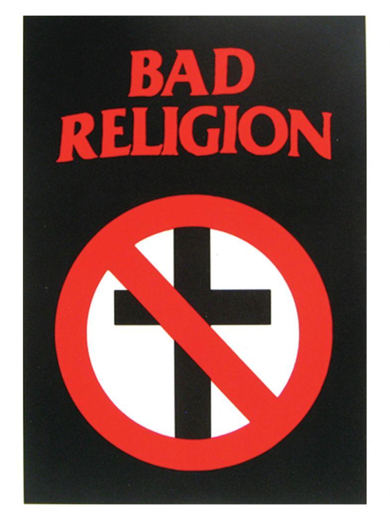 3 Bad Religion Postkarten