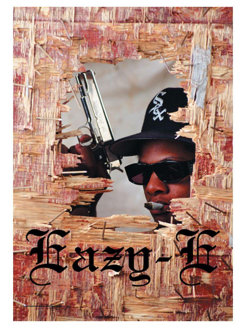 Eazy E Poster Fahne