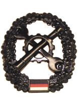 Bundeswehr Barettabzeichen Instandsetzung