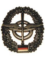 Bundeswehr Barettabzeichen Nachschub