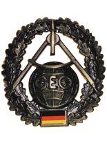Bundeswehr Barettabzeichen Topographie