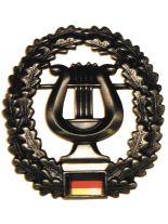 Bundeswehr Barettabzeichen Musikkorps