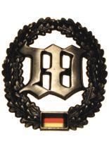 Bundeswehr Barettabzeichen Wachbatallion