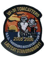 Stickabzeichen VF-31 Tomcatters B