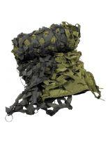 Tarnnetz 6 x 3 m oliv