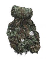 Britisches Tarnnetz 7,5 x 7,5 m oliv braun neuwertig